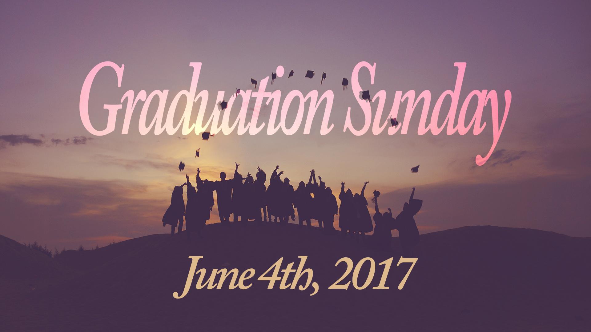 Graduation Sunday @ Word of Grace Church | Chesterland | Ohio | United States