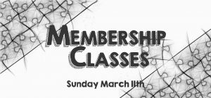 Membership Class @ Word of Grace Church | Chesterland | Ohio | United States