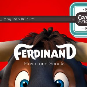 Family Friday: Movie Night @ Word of Grace Church | Chesterland | Ohio | United States