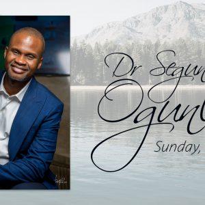 Guest Speaker: Dr. Segun Ogunlesi @ Word of Grace Church   Chesterland   Ohio   United States