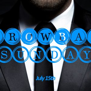 Throwback Sunday @ Word of Grace Church | Chesterland | Ohio | United States