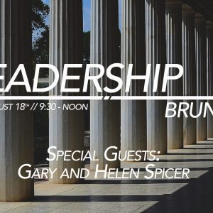 Leadership Brunch @ Word of Grace Church | Chesterland | Ohio | United States