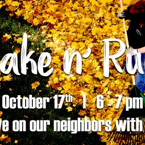 Rake N' Run @ Word of Grace Church | Chesterland | Ohio | United States