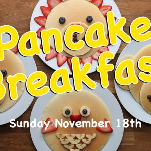 Pancake Breakfast @ Word of Grace Church | Chesterland | Ohio | United States