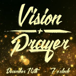 Vision and Prayer Night December @ Word of Grace Church | Chesterland | Ohio | United States