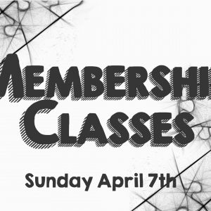 Membership April 2019 @ Word of Grace Church | Chesterland | Ohio | United States