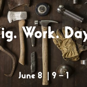 Big Work Day 2019 @ Word of Grace Church | Chesterland | Ohio | United States