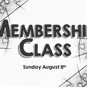 Membership Class @ Word of Grace Church | Chesterland | Ohio | United States
